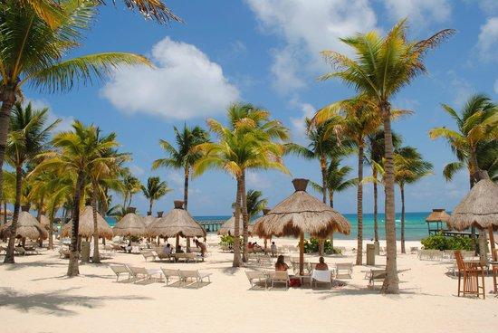 Mayan Palace Riviera Maya: Beach Palabras