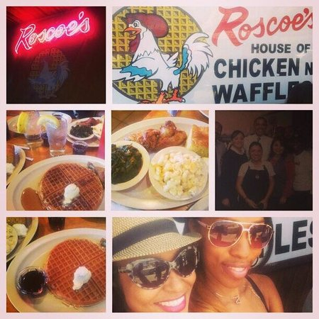 Roscoe's House of Chicken & Waffles : Best place by far