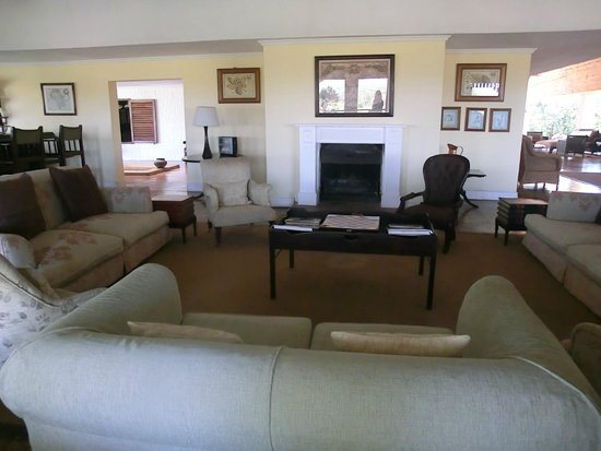Sanctuary Chichele Presidential Lodge : The main lounge