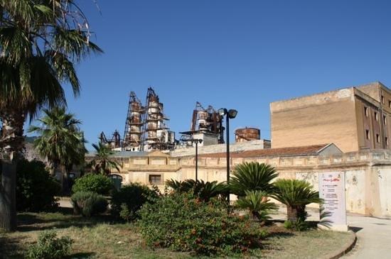 Villa Cattolica : interno villa