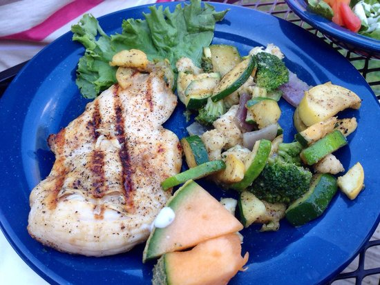 Amis Mill Eatery: Grilled Chicken