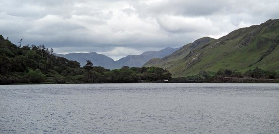 Kylemore Abbey & Victorian Walled Garden: and the natural beauty of its setting