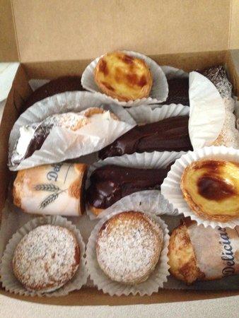 Delícias of Portugal Café & Bakery