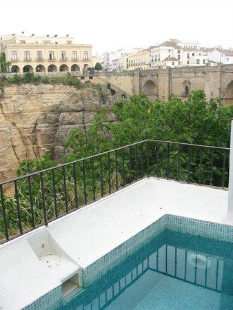 Hotel Montelirio: Montelirio- view from pool