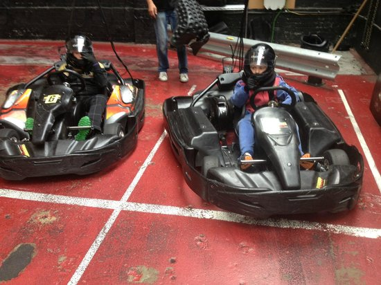 Teamworks Karting Letchworth: The Karts