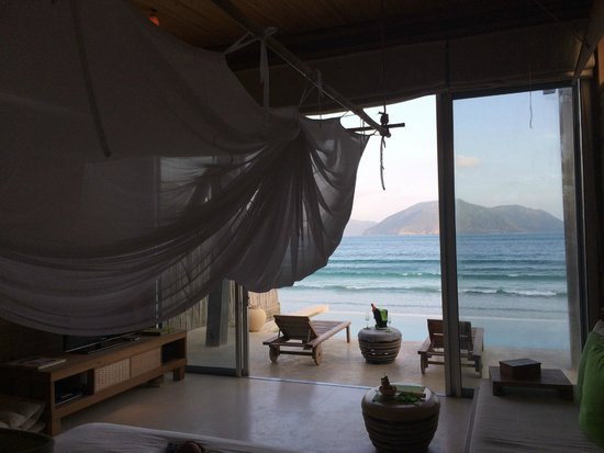 Six Senses Con Dao : View from room