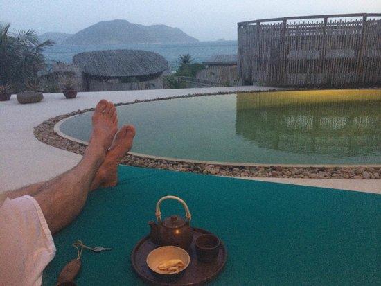 Six Senses Con Dao: Holistic treatment Spa