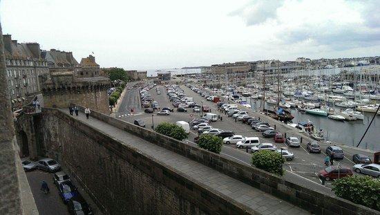 ibis Styles Saint-Malo Centre Historique : Vue