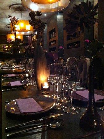Restaurant Paris Rue De Richelieu Asiatique