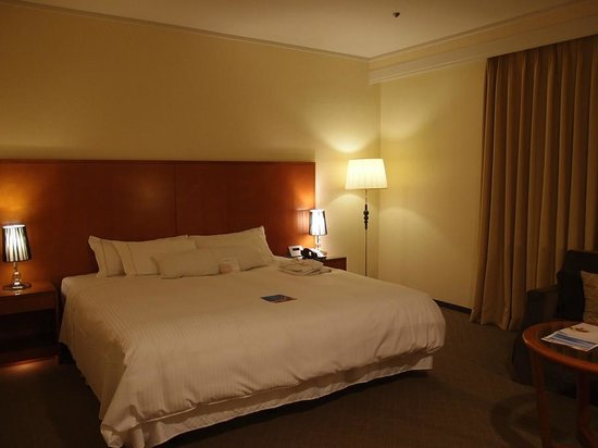 The Westin Miyako Kyoto: 7054号室です。