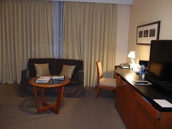 The Westin Miyako Kyoto : 7054号室です。