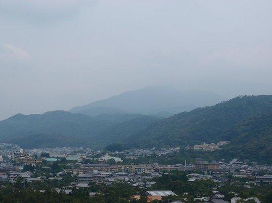 The Westin Miyako Kyoto : 南禅寺方面でしょうか。