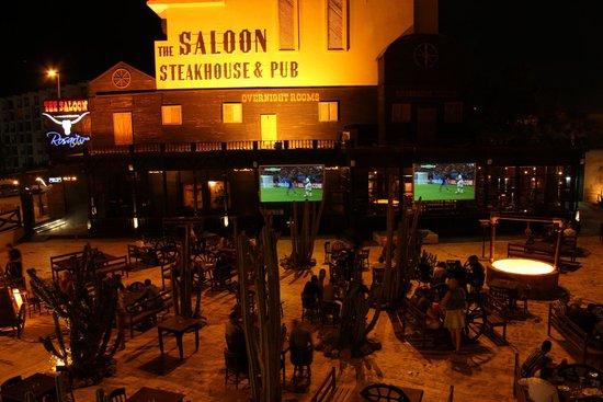 The Saloon: Saloon Bar Steakhouse