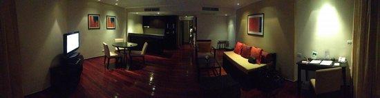 Swissotel Resort Phuket Kamala Beach: Two Bedroom Suite