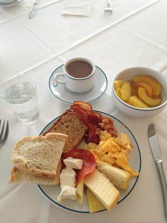 Hotel Marina Atlantico: Tasty breakfast buffet