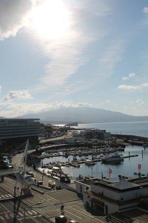 Hotel Marina Atlantico: view from room
