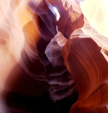 Upper Antelope Canyon : luci e colori 5