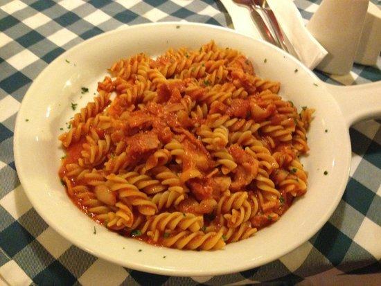 Il Baretto Italian Restaurant : Massa