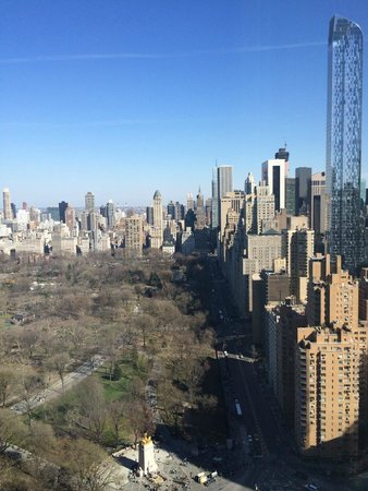 Mandarin Oriental, New York: view