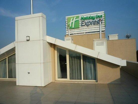 Holiday Inn Express Altunizade: Roof top