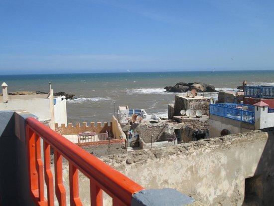 Riad El Mess : Vista dalla terrazza.