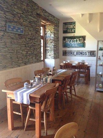 Rame Barton: Breakfast room