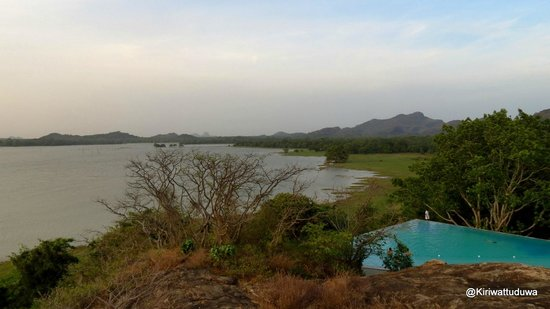 Heritance Kandalama: Kandalama Lake
