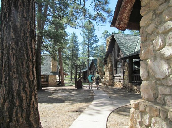 Bryce Canyon Lodge: Western Cabins