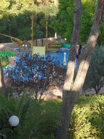 Beach Club Font de Sa Cala : Piscine enfant
