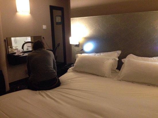 Hotel Palazzu U Domu: Chambre