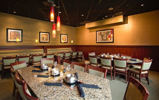 The Melting Pot: Party Room