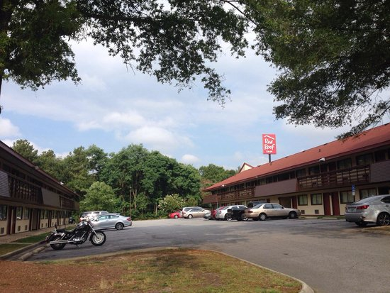 Red Roof Inn Greenville : Red Roof