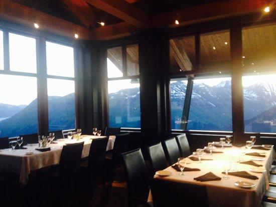 Hotel Alyeska: Seven Glaciers