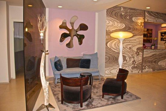 Eden Hotel: recepção