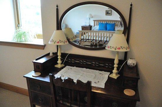 Lismore House B&B: Spiegeleien
