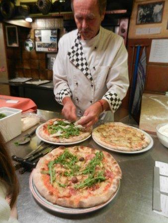 Daxer Pizzeria-Gasthof: Endbestückung