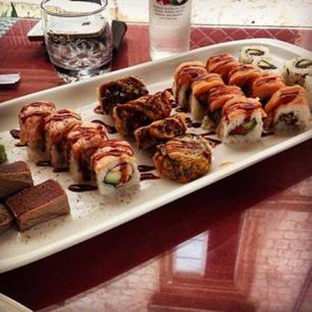 Oyster & Sushi Bar Bota: Sushi
