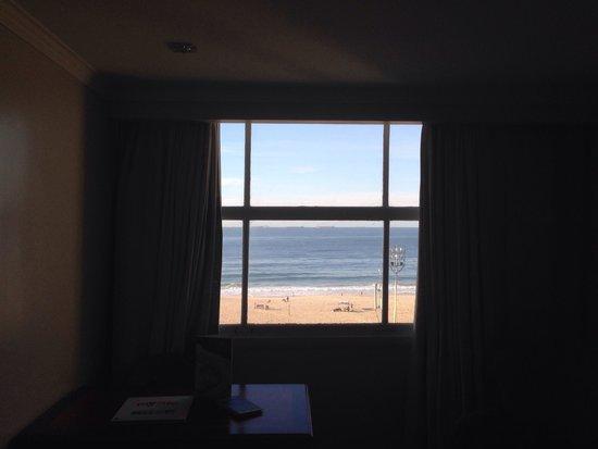 Olinda Rio Hotel: Вид из отеля