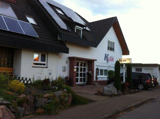 Gaestehaus Klem