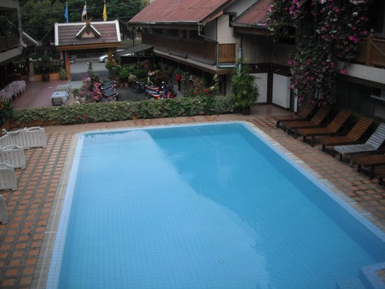 Lai-Thai Guest House: The pool