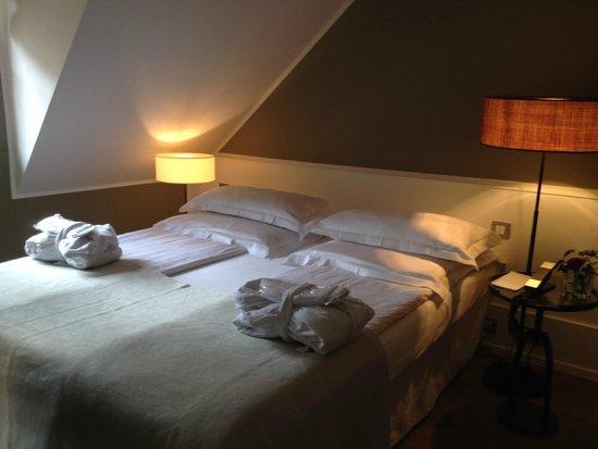 Cortiina Hotel: Zi 403 im DG