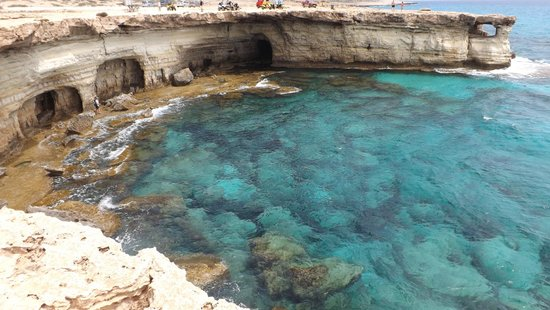 Sunrise Beach Hotel : Cape Greco