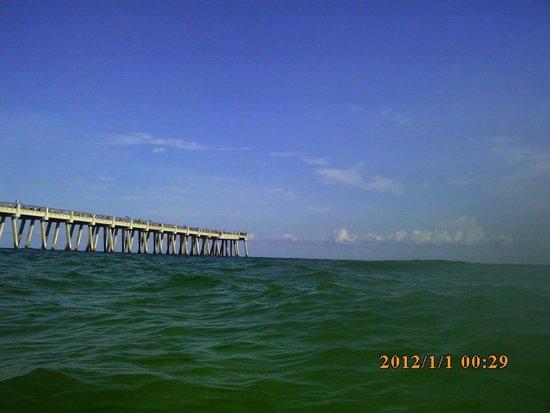 Summerwind Resort: Pier