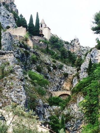 La Bastide du Paradou : Monstier Sainte Marie