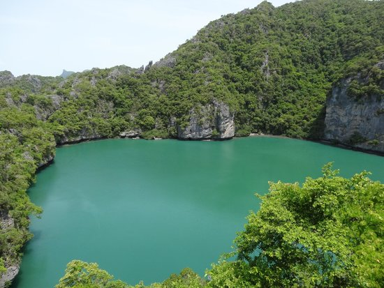Orion Boat Trips - Day tours: The Lagoon