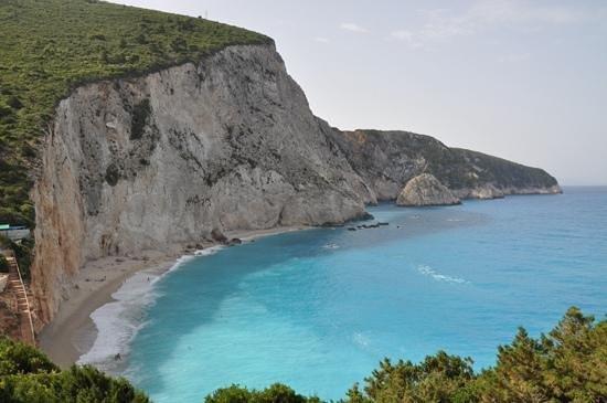 San Nicolas Resort Hotel: porto Katsiki , la plus belle plage de l'île
