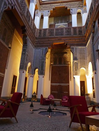 Hotel & Spa Riad Dar Bensouda: Just can't believe this is my room!!!