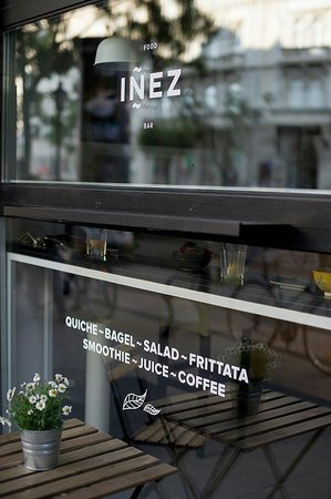 Inez Bagel Shop
