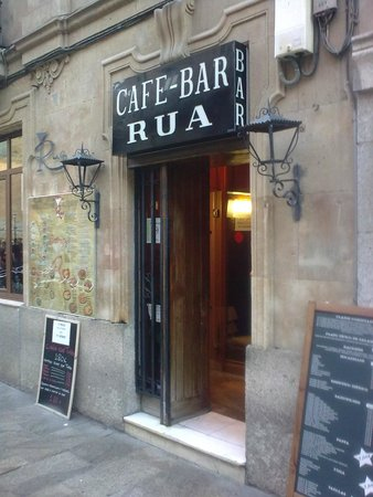 Cafe-bar Rua