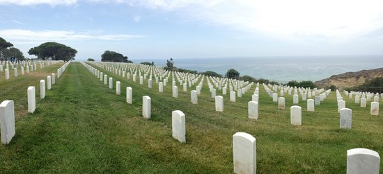 Rosecrans National Cemetery, Point Loma, CA